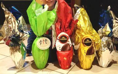 Cioccolato: 6 idee per riciclare le uova di Pasqua